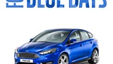 Blue Days - Ford Focus