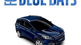 Blue Days - Ford Kuga